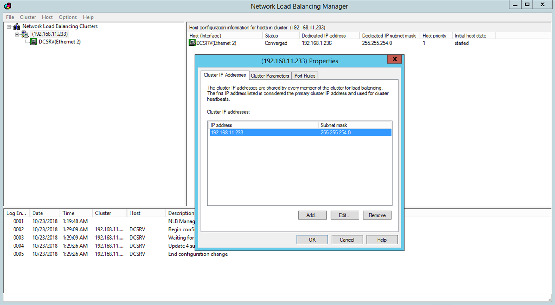 Setting up the Application Server